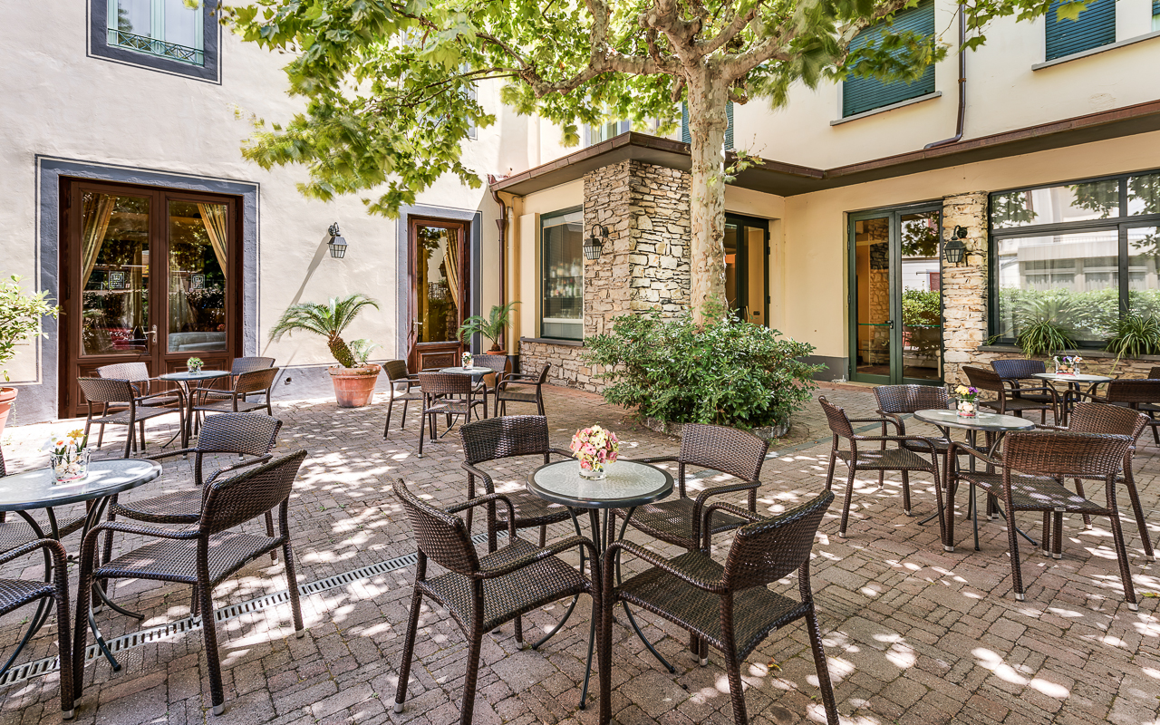 Rooms: 4 Stars Hotel In Montecatini Terme With Private Parking