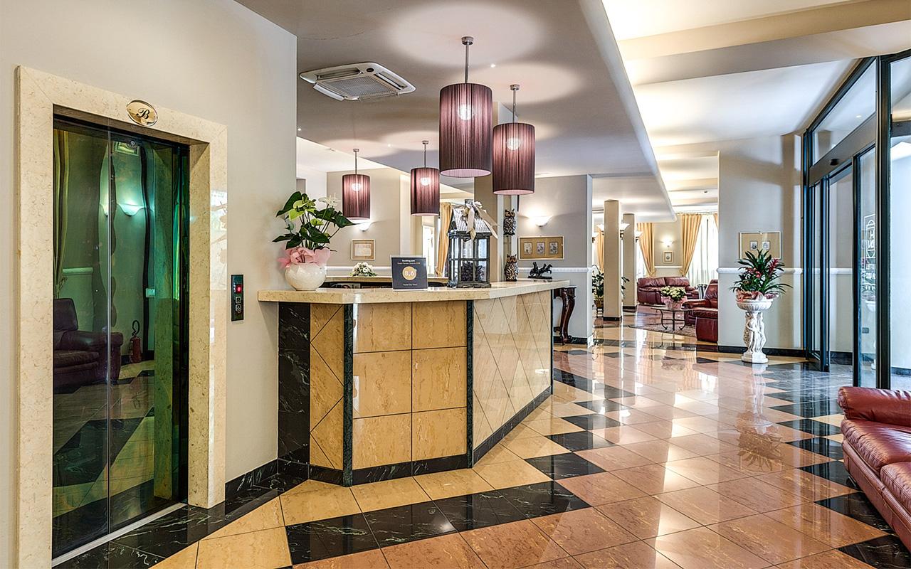 Hotel 4 stelle nel centro di Montecatini Terme con ...